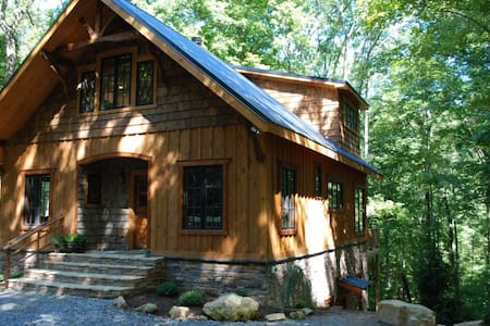 Timber Ridge Cabin Apartmnt Retreat - Franklin - Appartement