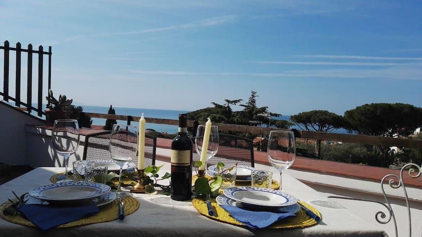 Seaside small villa