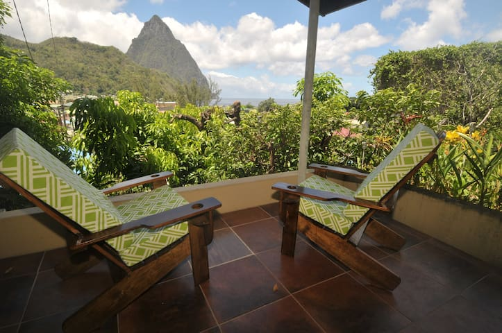 Soufriere Apartment  - Soufriere