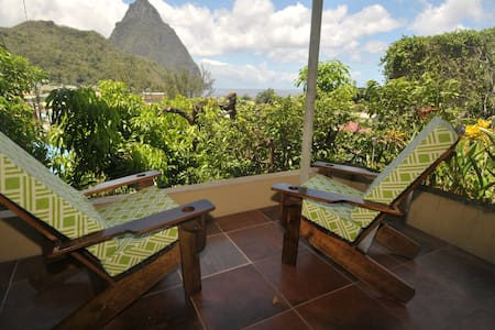 Soufriere Apartment  - Soufriere - Apartament