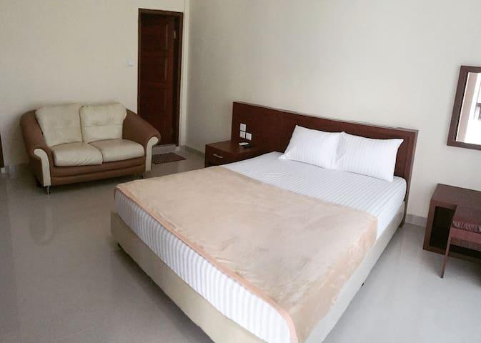 Residence Mojopahit Suite room D5 - Medan Baru - Wohnung