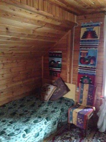 Уютный дом для встречи Нового года