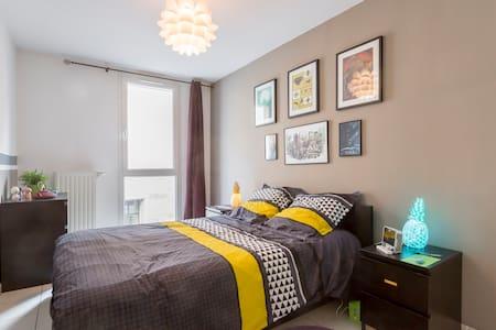 Appartement cosy & calme dans Lyon - Lyon - Lejlighed