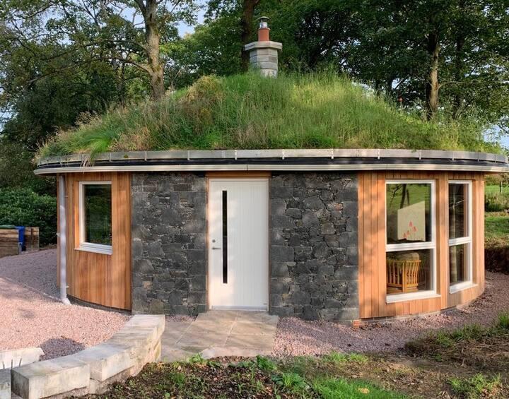 Hidden Away Luxury Eco House
