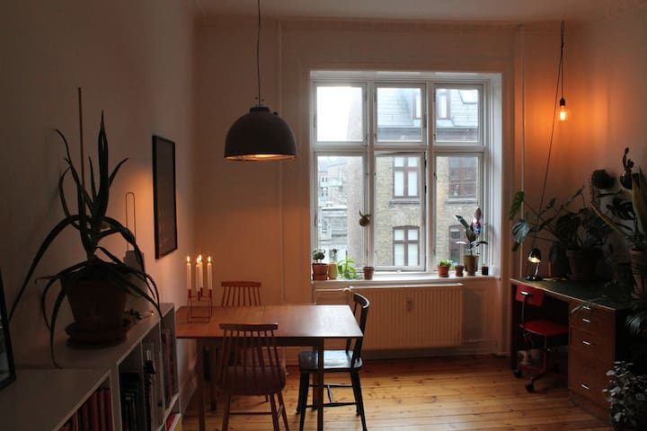 Cozy and green apartment in Copenhagen - Copenaghen