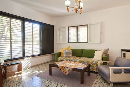 Room in central Israel near airport - Kfar Shmuel - 独立屋