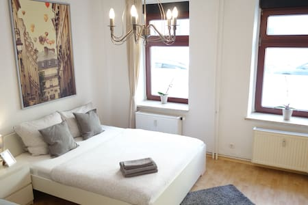 Cozy&Quiet Apartment/ It-district Dresden Neustadt