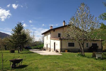 Appartamento nel parco nazionale della Majella - Pescocostanzo - 公寓