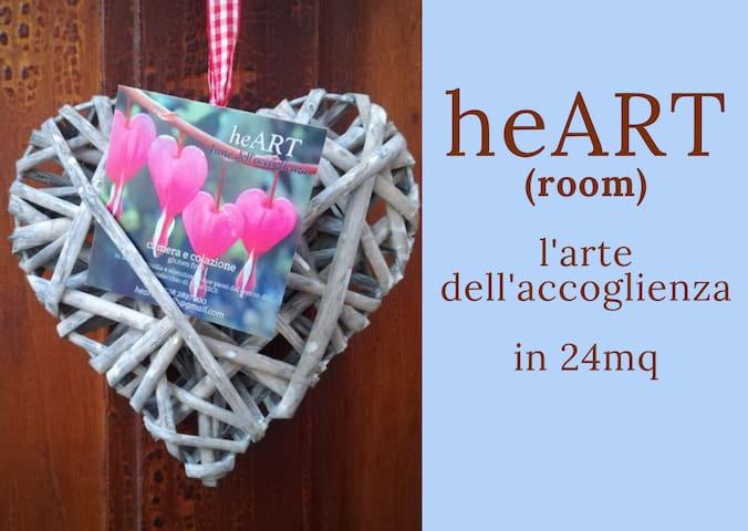 heART (room) - la piccola arte dell'accoglienza