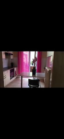 Appartement centre de Vevey 110m2