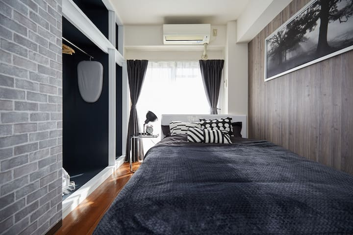 (801)OPEN SALE/8min walk to Shibuya! Modern Studio