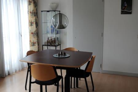 Ruim privé appartement centrum Geldrop+dakterras