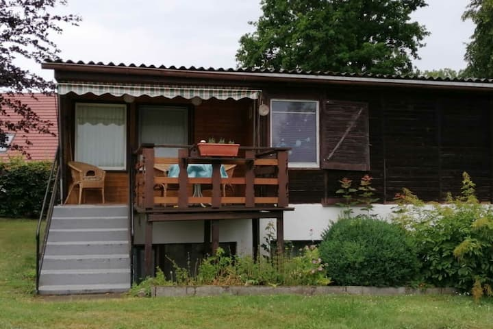 Luxury Bungalow in Insel Poel with Garden
