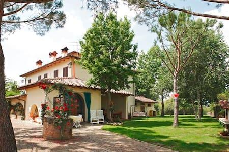 Tuscany, country, B&B - Tasso