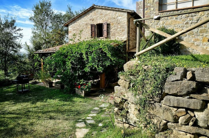 Family friendly vacation home, L'Ulivo - apt3 - Rotecastello - Apartamento