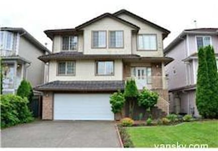 one bedroom suite with shared entrance on 2nd Fl - Port Coquitlam