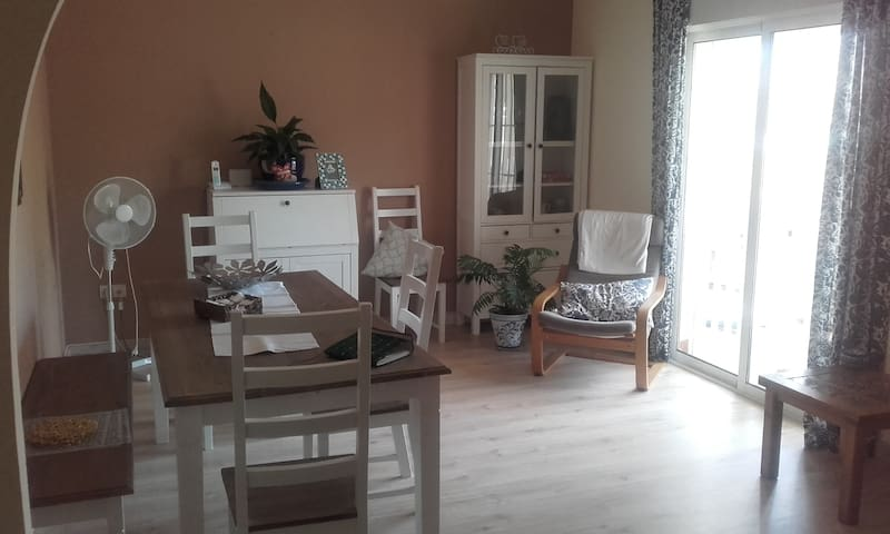 Pretty apartment on South coast of Spain - Aguadulce - Hus