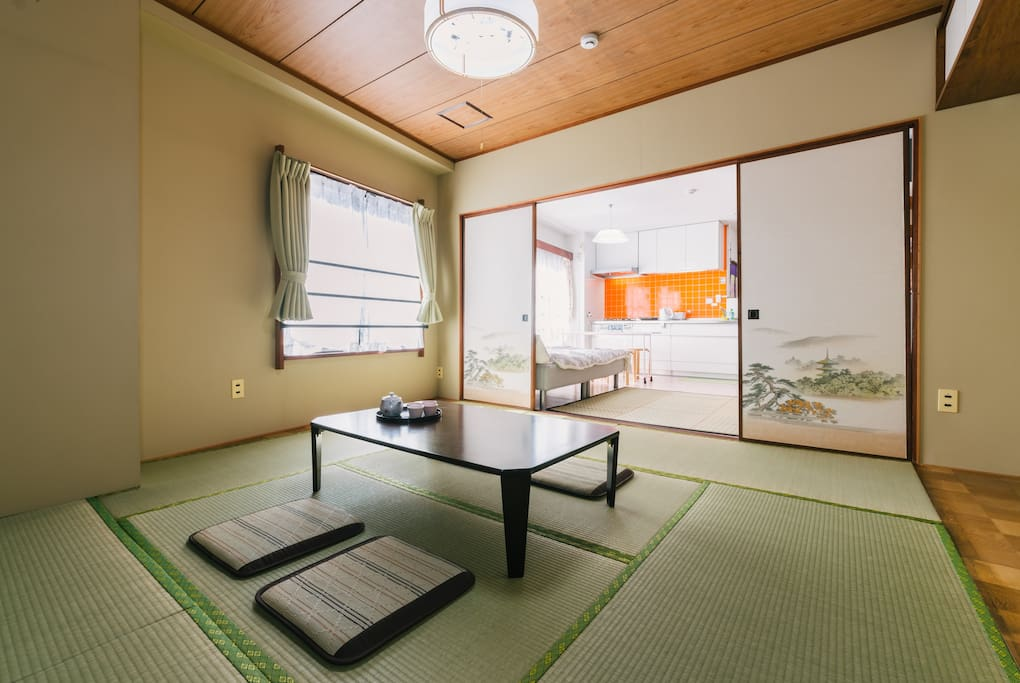 2F Japan style room (Only you can use )