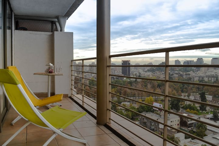 Comfortable flat in Bellavista - Recoleta - Apartmen