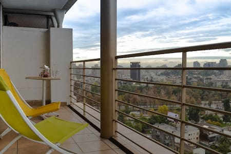 Comfortable flat in Bellavista - Recoleta - 公寓