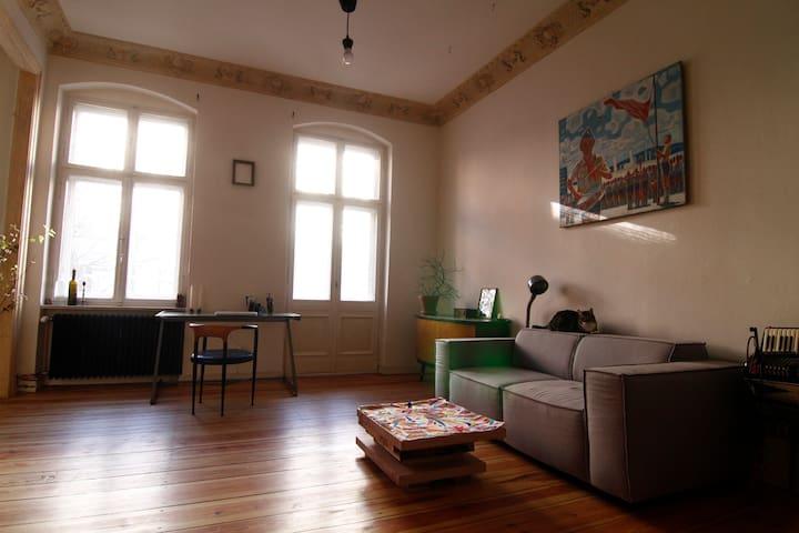 Modern classical 2 rooms home in Prenzlauerberg
