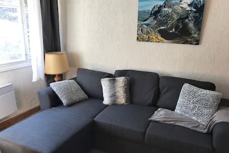 Charmant appartement 6pers Valloire - ヴァロワール
