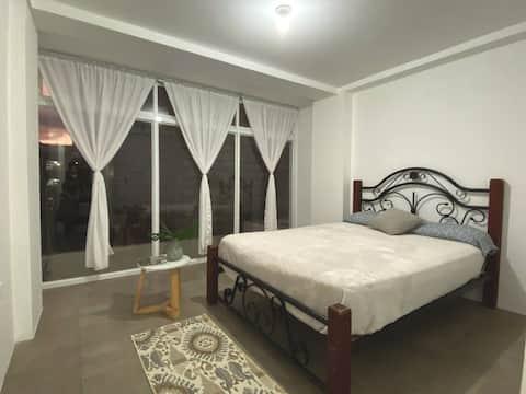 Enjoy Otavalo city in a confortable apartment