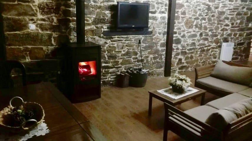 Casa de la Vila, El Bierzo. Camino de Santiago - Cacabelos - Talo