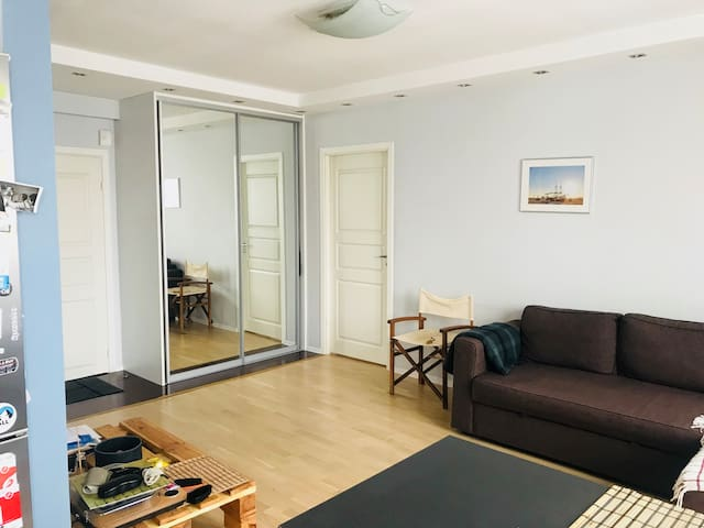 1bdr close to Luzhniki stadium