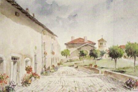 maison d'hôtes sainte geneviève - Sainte-Genevieve - 独立屋