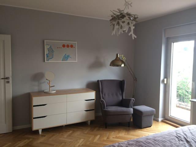 Komfortowy dom z ogrodem blisko centrum - Poznań - House
