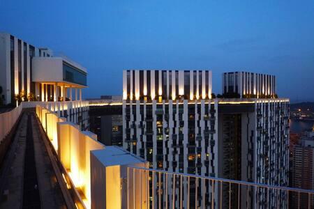 The luxury room near china town, orchard, bugis - 新加坡 - 公寓