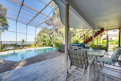 Lakefront+Tropical+Oasis+w%2F+Pool%2C+Hot+Tub%2C+Boating
