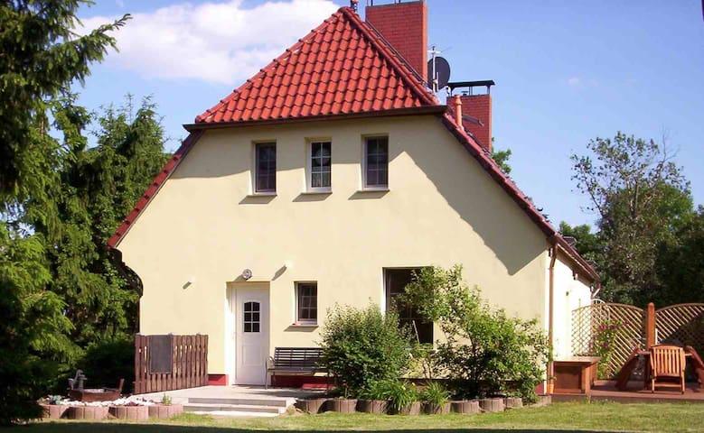 Ferienhaus in der Uckermark