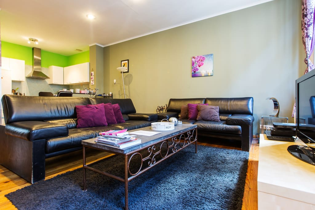 Appart 1 hirondellestreet appartements louer for Appartement 2 chambre a louer bruxelles