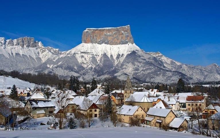 Chalet du Mont-Aiguille - Chichilianne
