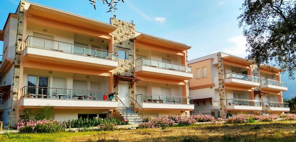 PortoThassos Apartments
