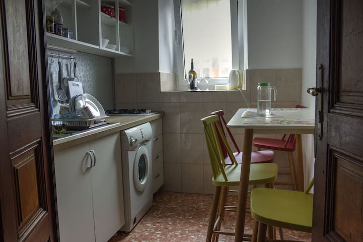 Heavenly rustic house with garden - bed&breakfast1