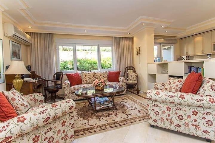 Quiet and cosy home in Tosmur Alanya