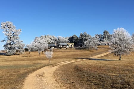 Cherry Tree - Cottage on Acres - Snowy Mountains