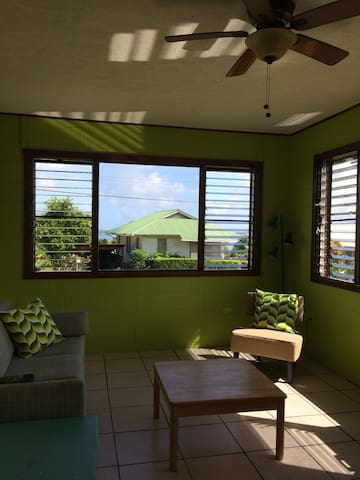 Cozy Hilo Apt with Ocean View - Hilo - Appartement