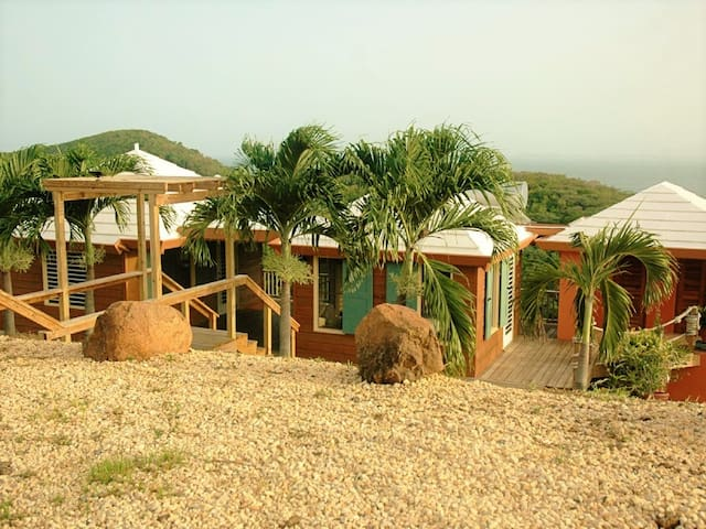 El Nido - The Nest - Culebra - Haus