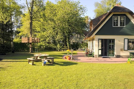 Beautiful Holiday Home in Heeten with Private Garden