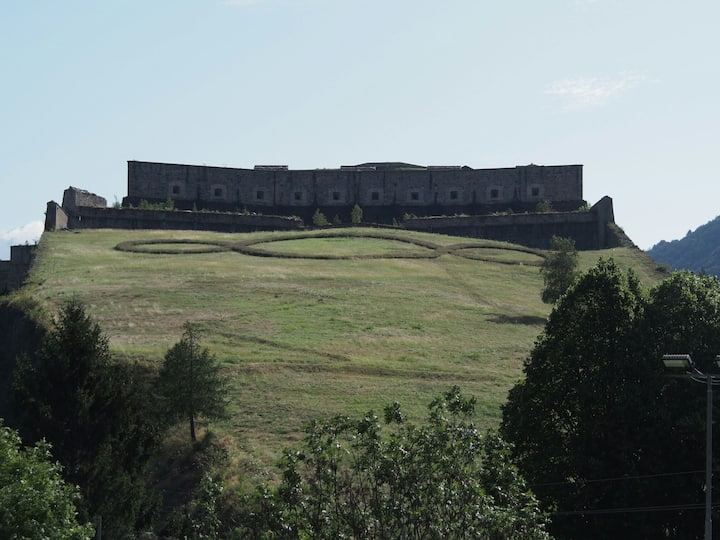 Casa a due passi dal Forte