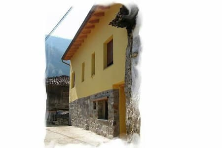 Casa en Bermiego ,Quirós, Asturias ♡