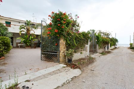 Trappeto 30m to the beach - JUNE SPECIAL PRICE - San Cataldo - Villa