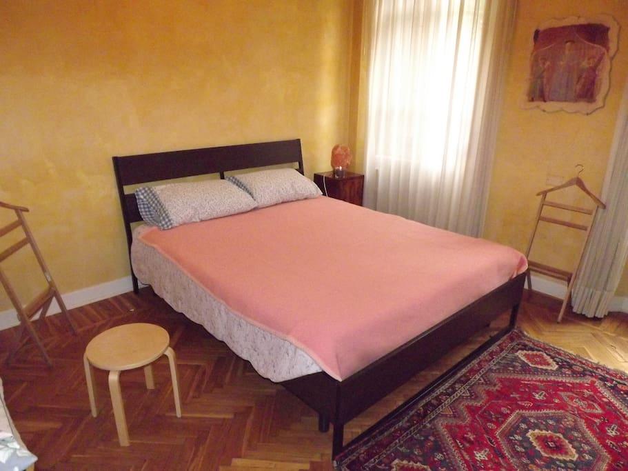 Camera matrimoniale - Letto