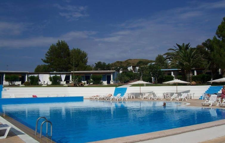 Hiera House Apartments - Vulcano Porto - Apartament
