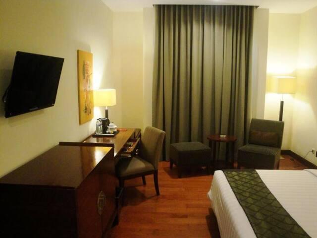 Good-Looking Room Deluxe At Manado
