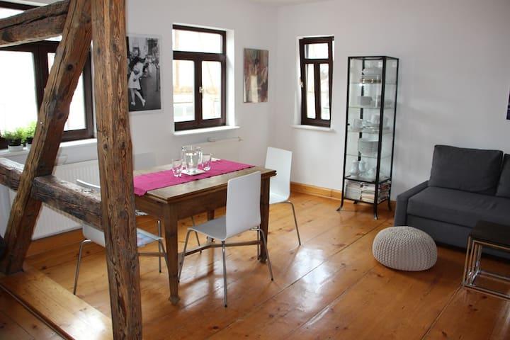 Wohnung im Stadtzentrum - Coburg - Daire